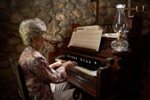 The gift of an organ to St. John's ' greatly enhanced the sound of hymns.