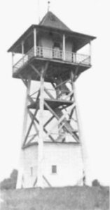 The original Fire tower