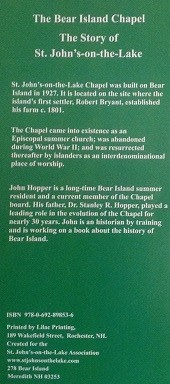 chapel book back cover 2